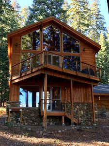 Photo for Your Tahoe Home Awaits You! Lake views,  HOA beach & pier, WiFi, near Homewood