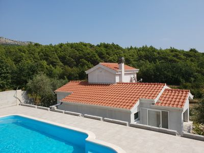 Photo for Villa Carica is a luxury house with pool and jacuzzi located in the secret spot