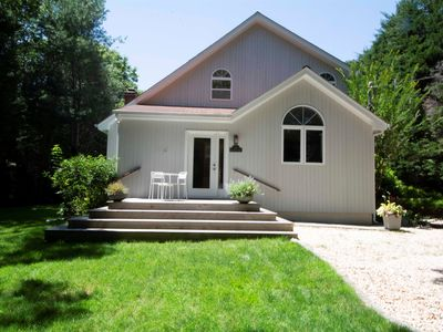 Photo for Contemporary Saltbox Hamptone Home 4 bedrooms