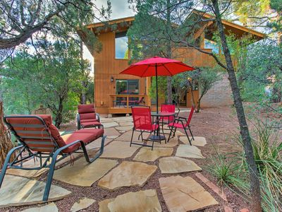 Photo for NEW! Lovely Sedona Guest Suite in Center of Town!
