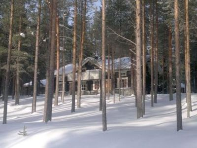 Photo for Vacation home Kangastus a  in Kemijärvi, Lappi - 6 persons, 2 bedrooms