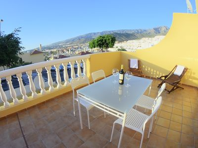 Photo for Sunny Terraced Apartment in Costa Adeje
