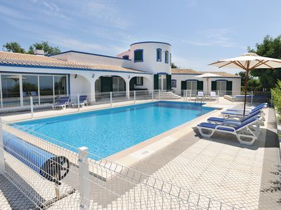 Photo for Pero - Substantial villa in lovely gardens with panoramic views of the coast