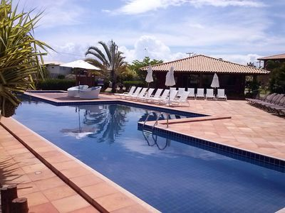 Photo for Excellent Village on Itacimirim Beach-BA, 5 KM from Praia do Forte.