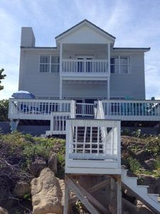 Photo for Luxury 4br/3ba Oceanfront Home.  Newly Remodeled And Furnished. Sleeps 9