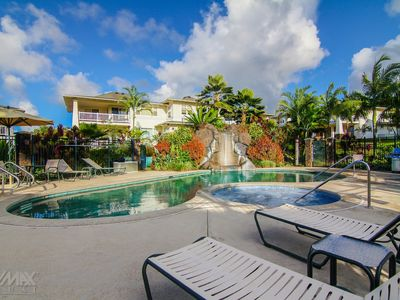 Photo for FALL SPECIAL! 3 BDRM Top Floor Plantation at Princeville with A/C