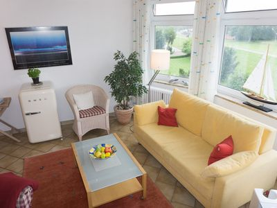 Photo for Sunny 2-room-apartment with sea view and balkony, 100 m to the beach