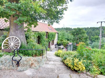 Photo for Beautiful former farmhouse holiday home in North York Moors