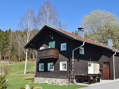 Photo for Comfortable detached holiday home in the Bavarian Forest