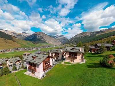 Photo for Panoramic apartment in Livigno