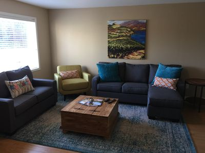 Photo for Downtown Urban Living - Steps from the Beach - Licenced Vacation Rental