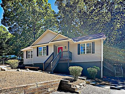 Photo for New Listing! Updated Retreat w/ Private Backyard & Media Room - Near Downtown