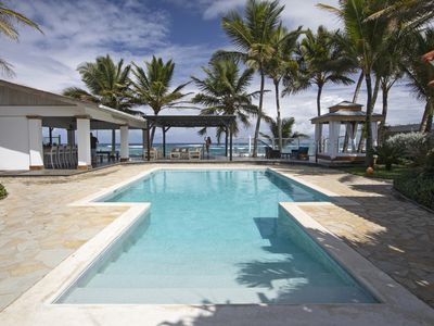Photo for Private All-inclusive Beach Resort - Family Vacations, Couples, Weddings & more.