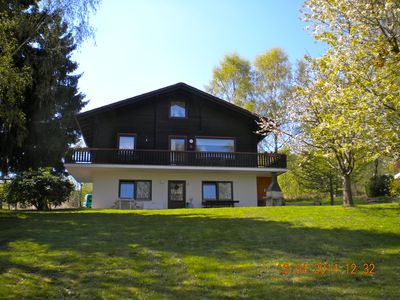 """Photo for comfortable 3-star house in holiday park """"Himmelberg"""", Hunsrück, near Moselle"""