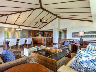 Photo for 3 Bedroom Oceanview Townhome at Four Seasons Hualalai
