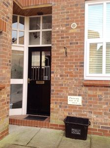Photo for Upmarket  2 bed Townhouse within the City Walls with parking.
