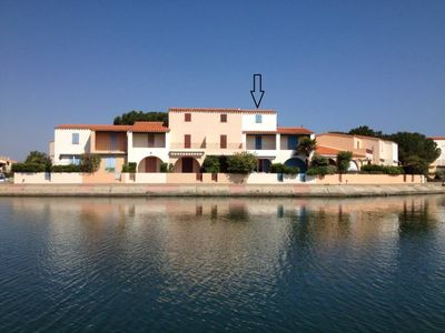 Photo for Villa with sea view, marina and Pyrenees