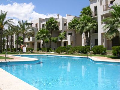 Photo for Splendid apartment at RODA GOLF, near to the see