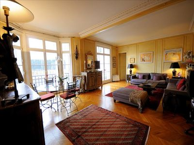 Photo for Large 2BR Paris Vacation Rental at Congress Center