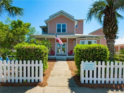 Photo for Large Beach House with Carriage House, Private Pool-Great Location!! 4 Complimentary Bikes!