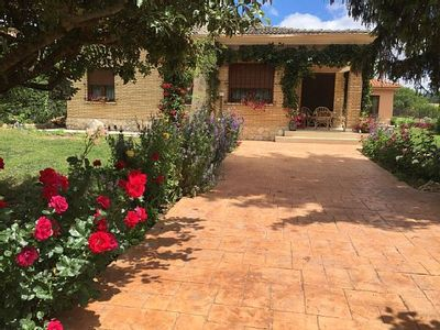 Photo for Cottage (full rental) El Quinto Pino for up to 9 people