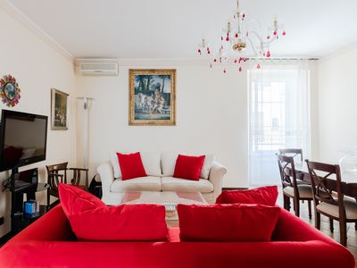 Photo for Classic apartment near the Colosseum