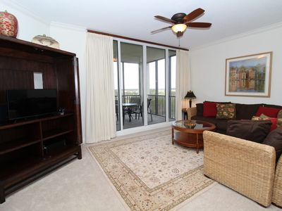 Photo for Lost Key C605 - New 3 Bedroom on Golf Course + Beach Club Access!
