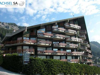 Photo for Nice apartment with 1 bedroom (max 4 pers.), facing north,  near the telecabine, shops nearby, easy