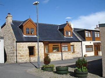 Brora Station, Brora, Scotland, UK