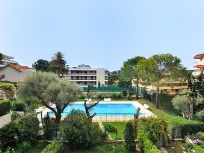 Photo for LE PAVOIS -  3 Rooms in a standing residence with Swimming Pool and Tennis