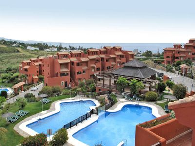 Photo for Apartment ALBAYT RESORT & SPA  in Estepona, Costa del Sol - 6 persons, 3 bedrooms