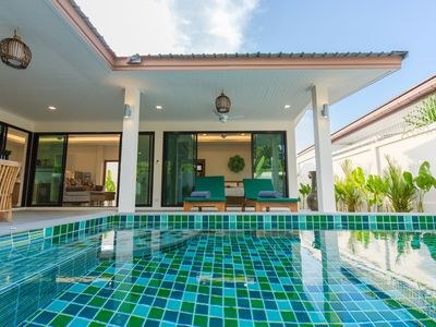 Photo for Nenuphar - 2 Bedrooms Pool Villa