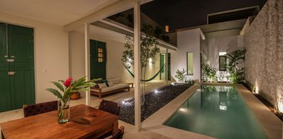 Photo for Casa Luna - Beautiful renovated house in the best area of Merida downtown