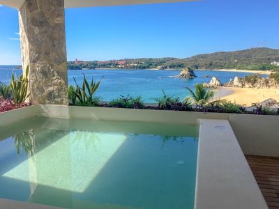Photo for 2BR Apartment Vacation Rental in Huatulco, Oaxaca
