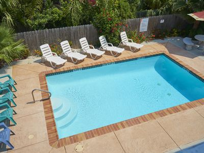 Photo for Casa Caracol A - Awesome 2 Bedroom Condo, Walk to the Beach, WiFi- PadreVacation
