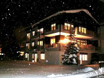 Photo for One bedroom Apartment, sleeps 4 in Saas-Grund with WiFi