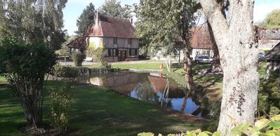 Photo for Authentic 17th century house, Augeronne house in Normandy