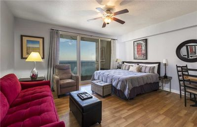 Photo for Not Your Average Shores Unit! Upgraded Beachfront Condo + 2 Parking Spaces and Added Values!