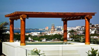 Photo for Luxury and modern V399 PH w/2 bedrooms In The Romantic Zone near beach