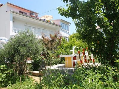 Photo for Two bedroom apartment with balcony Palit, Rab (A-4990-b)