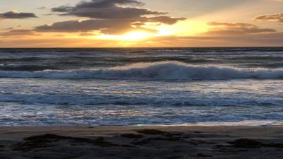 Photo for Beautiful Oceanfront for two!