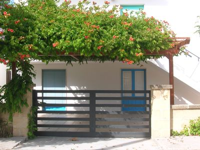 Photo for Apartment with terrace near the sea of Gallipoli