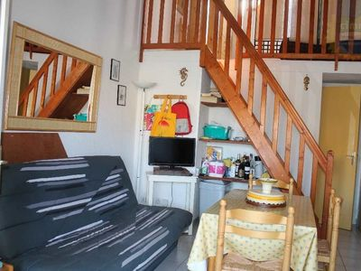 Photo for Apartment Vacation Rental in Valras-Plage