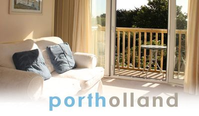 Photo for 16 - Portholland first floor two bedroom apartment - Sandbank Holidays, Gwithian