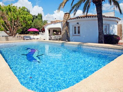 Photo for Vacation home Villa David (CLP260) in Calpe/Calp - 7 persons, 3 bedrooms