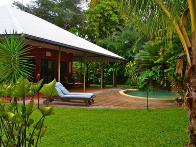 Photo for KL Villa is a unique exclusive tropical hideaway Paradise