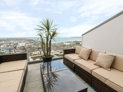 Photo for NALU OHANA, pet friendly, with a garden in Newquay, Ref 971847
