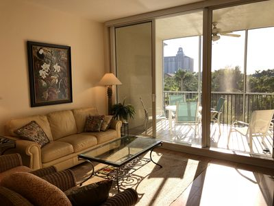 Photo for Regatta, Naples - Gorgeous, sunny unit! Summer rates!