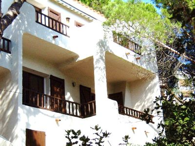 Photo for L'escala: flat - 3 rooms - 4/6 persons