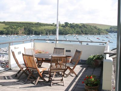 Photo for Centrally Located Maisonette With Wonderful Sea Views